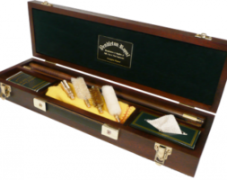 NORFOLK Mahogany Shotgun Presentation Grade Cleaning Kit